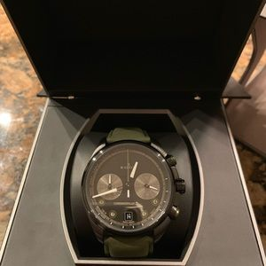 brand new edox swiss made watch 42 mm